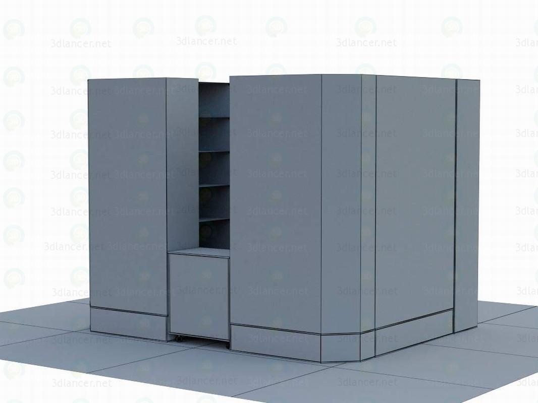 3d Вітрина модель купити - зображення