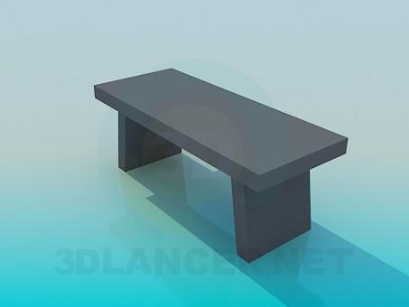 3d моделирование Столик модель скачать бесплатно