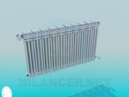 3d модель Радиатор – превью