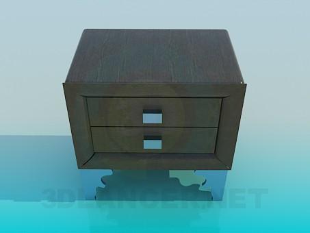 descarga gratuita de 3D modelado modelo Stend