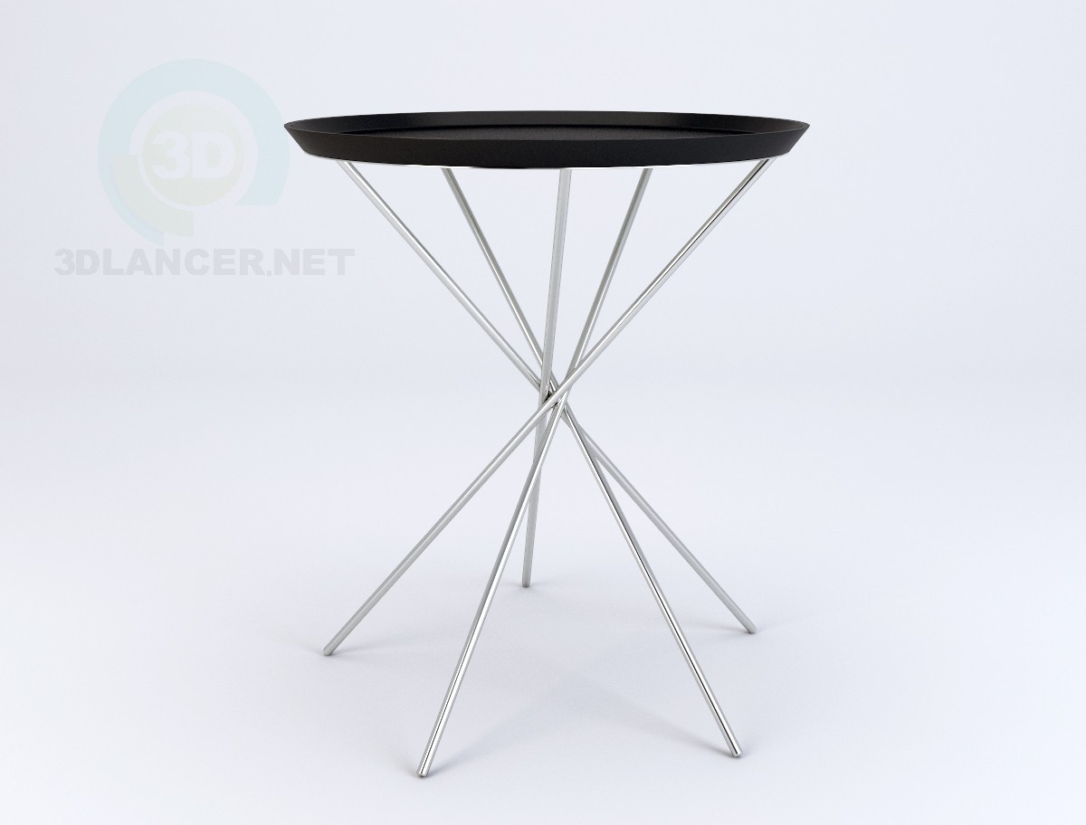 3d model Table by Minotti_Mitchell - preview
