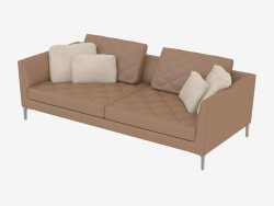 Modular Leather Sofa DS-48-23