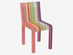 Silla de comedor Rainbow Chair