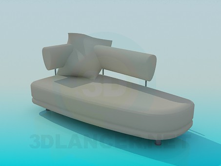 3d modeling Sofa couch model free download