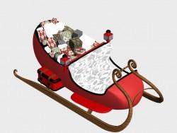 क्रिसमस बेपहियों की गाड़ी