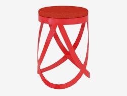 Taburete con silla de cinta (RI2LL)