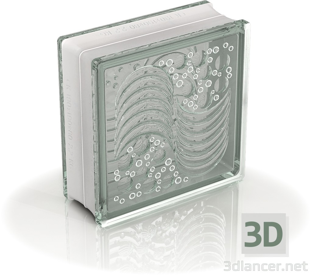 3d modeling Vitroblock model free download