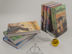 Serie de libros de Harry Potter