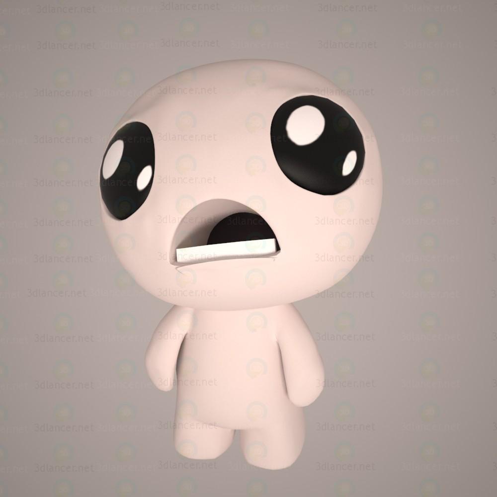 descarga gratuita de 3D modelado modelo Isaac del juego de enlace de Isaac