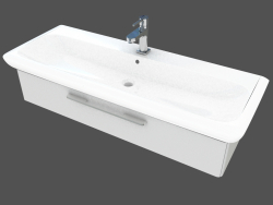 Washbasin with Life stand (89461)