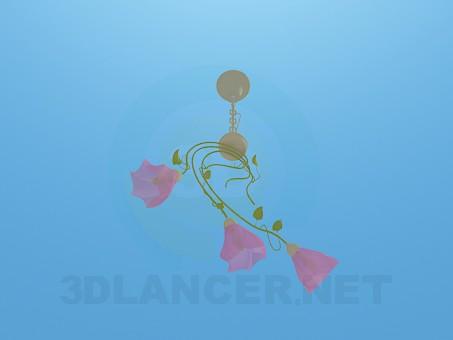 3d model Chandelier - preview