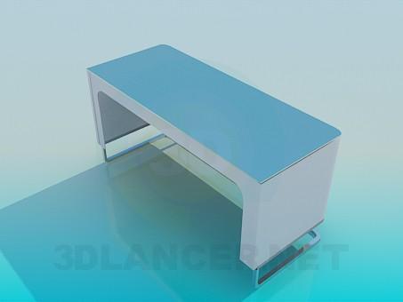 3d model Hi-Tech Bench - preview