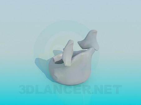 modelo 3D Vértebras - escuchar