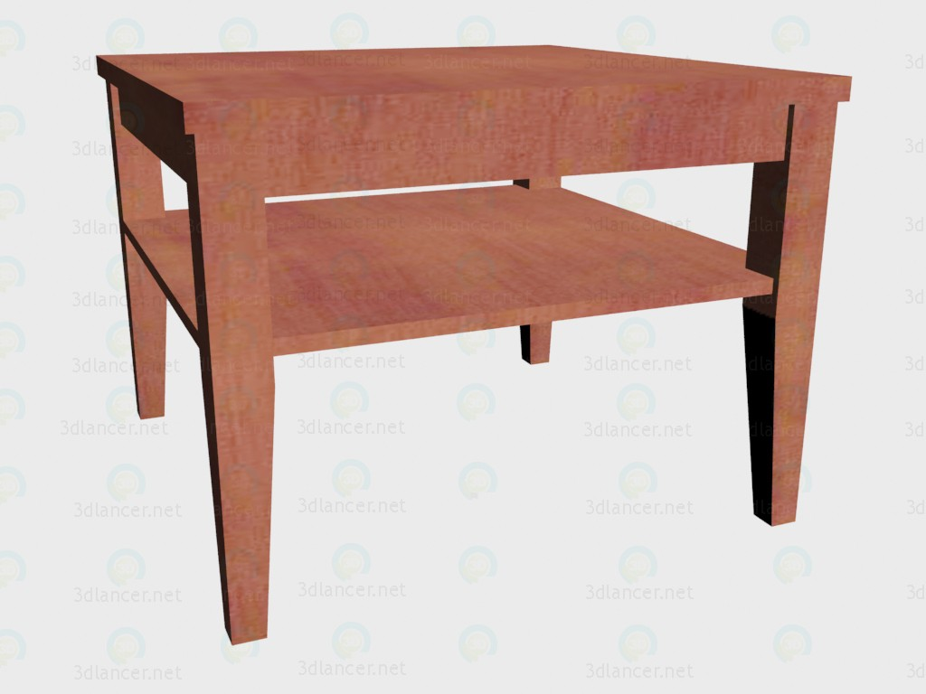 3d model Table 80 VOX - preview