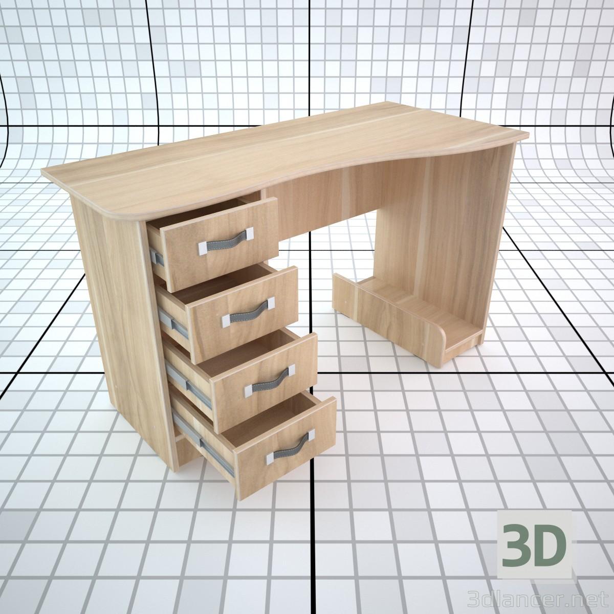 3D Resepsiyon IRIN modeli satın - render