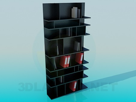 3d model Shelving - preview