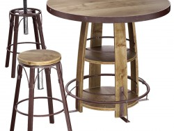 Bayshore Pub Table Set