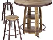 Conjunto de mesa de Bayshore Pub
