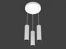 LED downlight (DL18629_01 White S + base DL18629 R3 Kit W Dim)