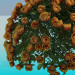 3d modeling Tree with roses model free download