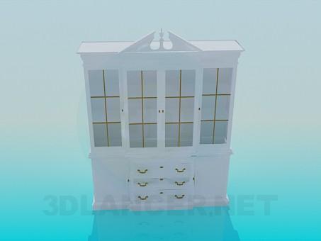 descarga gratuita de 3D modelado modelo Aparador de