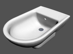 Wall-mount bidet L Pro B2 (830951)