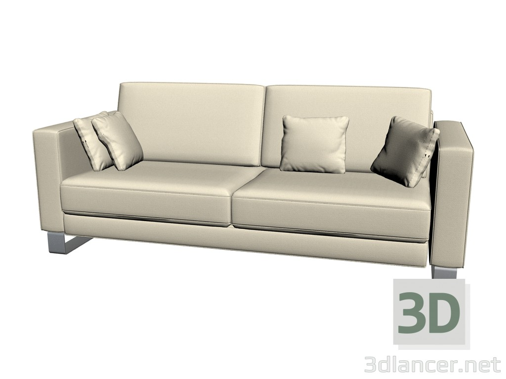 3d Model Sofa Ego Rolf Benz Download For Free
