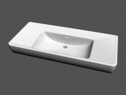 Vasque à poser L Pro R1 (813958)