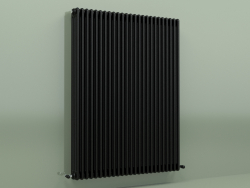 Radiator TESI 4 (H 1500 25EL, Black - RAL 9005)