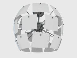 Bir top şeklinde avize Vorm (2655 4C)