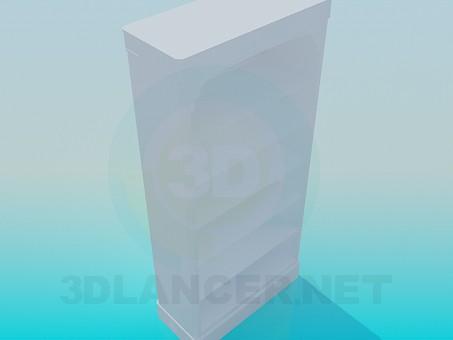 modelo 3D Rack - escuchar