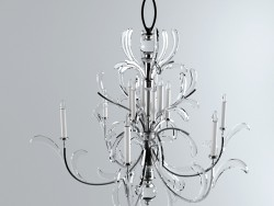 fine art lamp chandelier 701340 ST