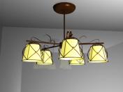 5 ışıkları avize