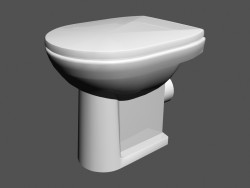 Toilet bowl Outdoor l pro wc1 821956