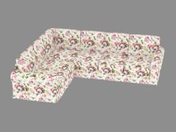 Modular corner sofa Provence
