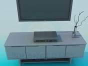 TV için mobilya