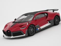 Bugatti DIVO'su