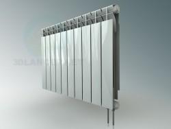 radiador estándar (batería)