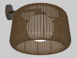 Lampada da parete Mirage (1238-1W)