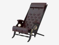 चमड़े के कुर्सी