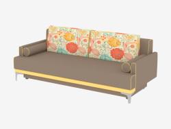 Sofa modern Triple Naples