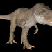 3d model Tyrannosaurus Rex - preview