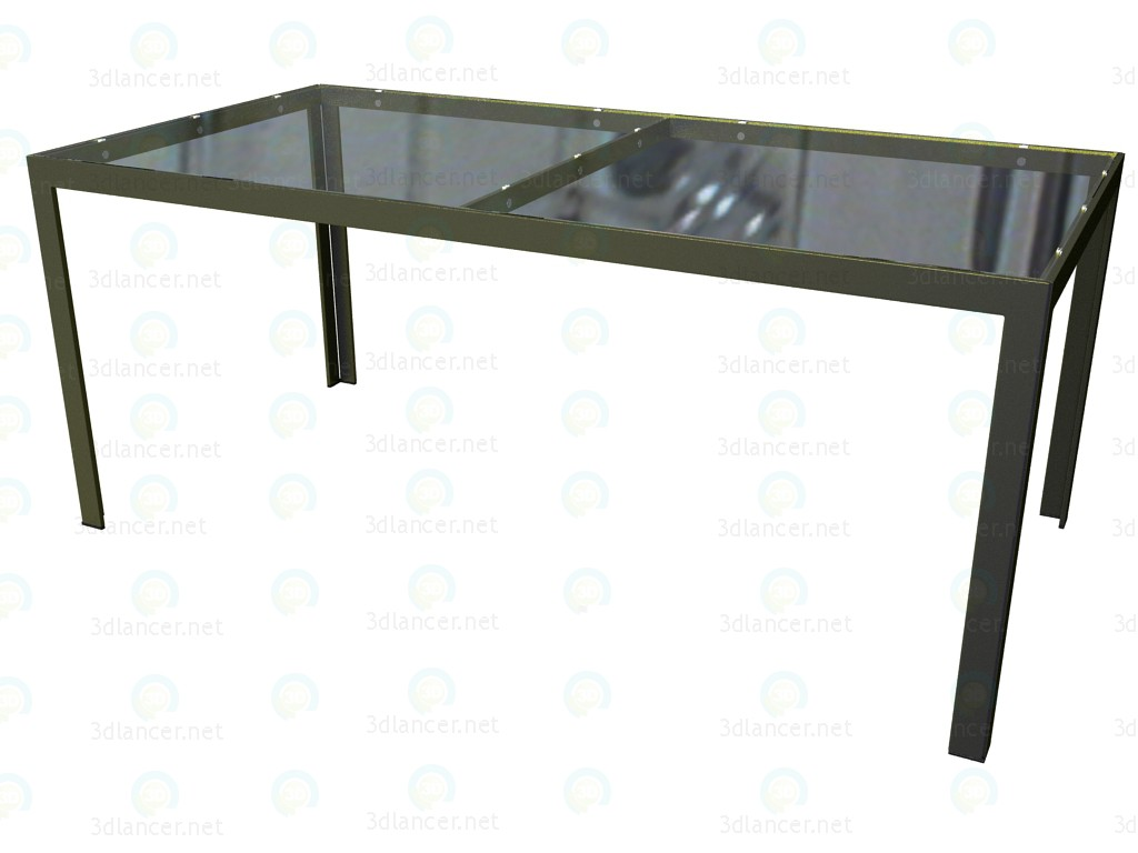 3d modeling Desk P1T1708V model free download