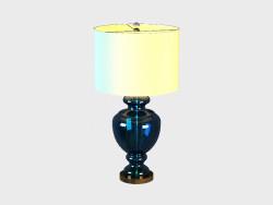 Лампа настольная GLASS TABLE LAMP (1-5612)