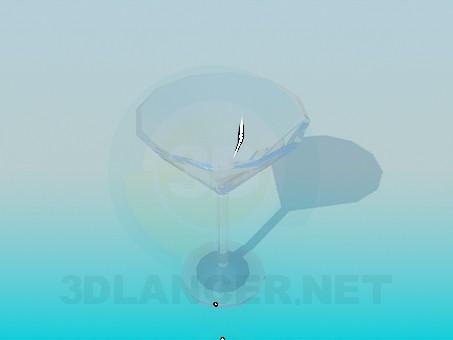 descarga gratuita de 3D modelado modelo Una copa de brandy