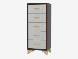 Chest of drawers in classical style 772