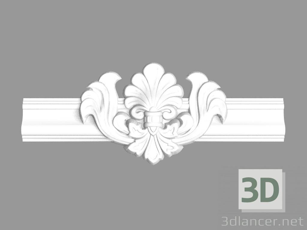 3d model Molding (B 001) - preview