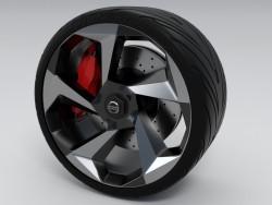 Carro Nissan gtr conceito r-36