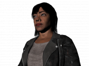 Mia gang of black dogs