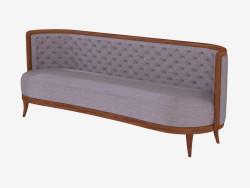 Classic Triple Sofa (art. JSB 3607)